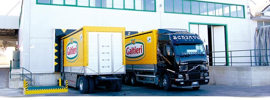 Logistica Galtieri Slide 0
