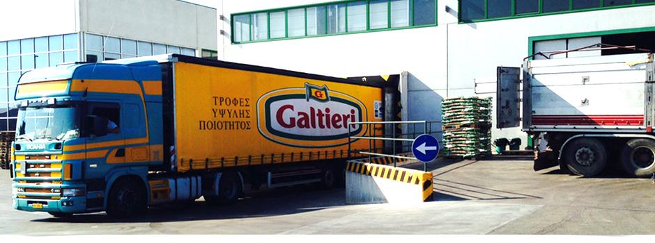 Logistica Galtieri Slide